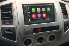 Toyota Apple CarPlay